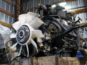 Low mileage used engines transmission & rear ends in NC