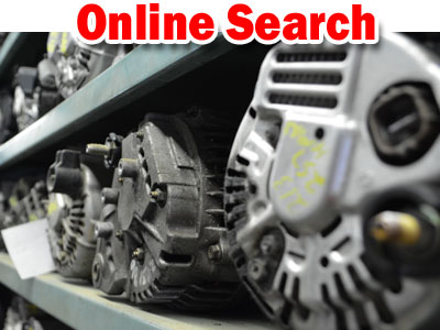 Find Used Auto Parts Online in NC